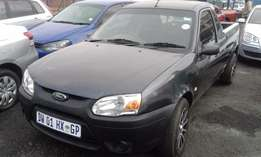 Ford Bantam 1.3iXL Model 2011 Colour Black 3 Door Manual & CD Player