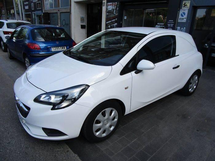 Opel Corsa Van 1.3cdti Expression 75 - 2015