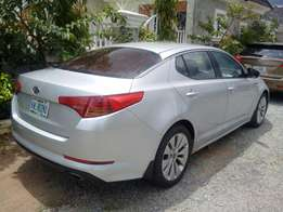 Sparkling 2014 KIA Optima Full Option.