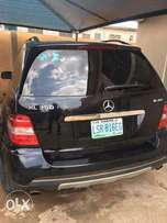 One Year Neatly Used 2007 Mercedes Benz Ml 350 4matic