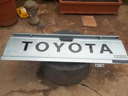 Toyota Hilux Raider Double Cab Tailgate Complete