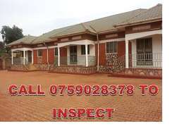 Profla 2 bedroom crib house in Nantabulirwa at 300k