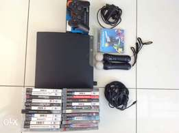 PS3 play station + Extras