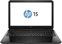 HP 15 Intel core i3 5005 Brand New