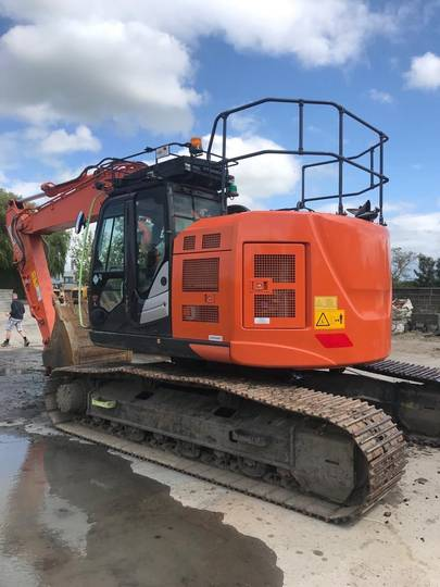 Hitachi Zx 225 Us Lc - 2017