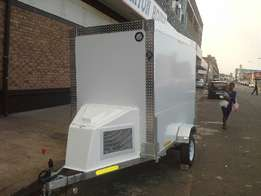 Portable fridge freezer coller