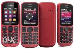 Clean Nokia Touch 101