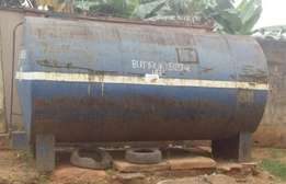 10,000 litres tank for sale