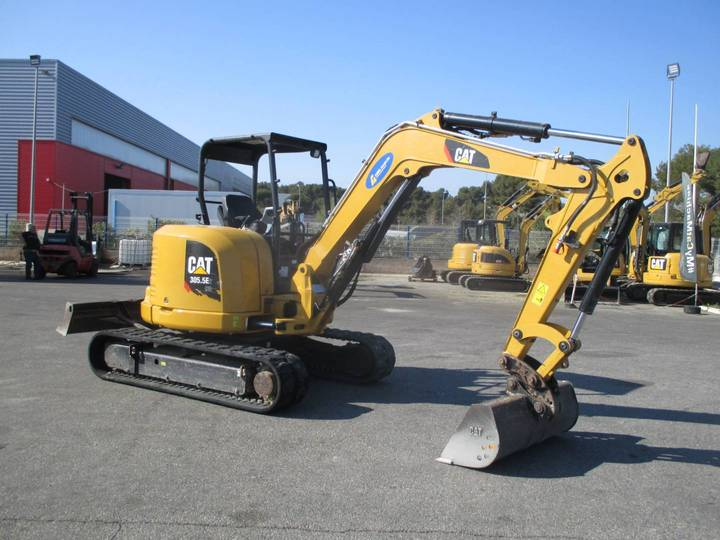 Caterpillar 305.5E2CR - 2016