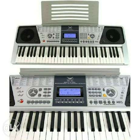 Angelet XTS 661 Keyboard Piano With LCD Screen