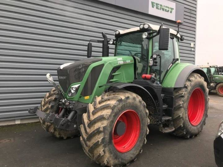 Fendt 824 profi plus - 2016