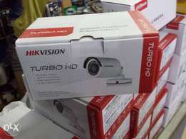 8 Turbo HD Resolution Cameras With Night Vision System