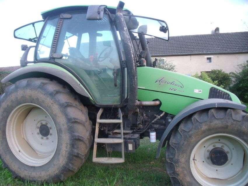 Deutz-fahr Agrotron 120 Mk3 - 2002