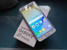 Samsung galax j7prime for sale 32gb in box original