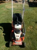 Lawnmower for hire