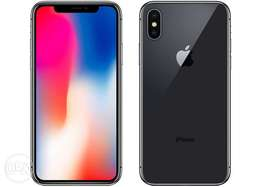 Iphone x 256gb brand new sealed 1 year warranty