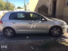 2011 Golf 6 for sell