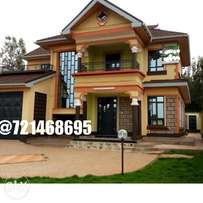 A beautiful girl, 4 br with sq house for sale in ruiru