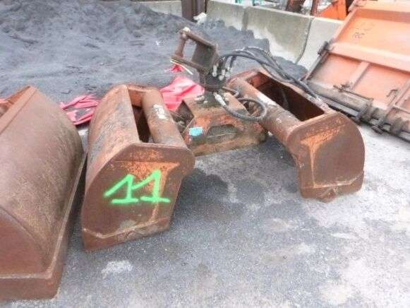 Sale sand grapple grapple for  by auction - 2014