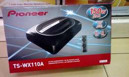 Pioneer active car subwoofer TS-wx110A