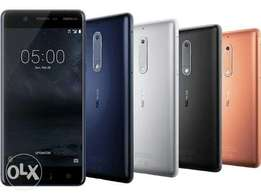 Nokia 5 new and sealed