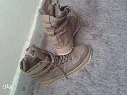 New airforce boots