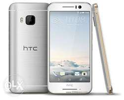 HTC One S9 at sh 24,000/- brand new sealed phone.