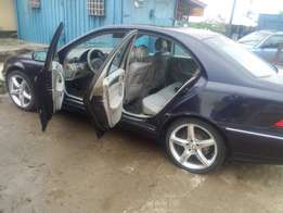 Mercedes Benz C240 Model (2003) For a Quick Sale
