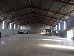 Agricultural warehouse and offices. Ferreira, Bloemfontein.