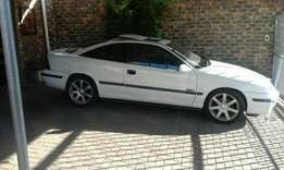 Opel calibra 2l 16v superboss