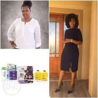 9 Day weight loss programme with organic products