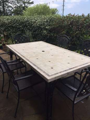 Outdoor Table & Chairs Gillitts - image 1