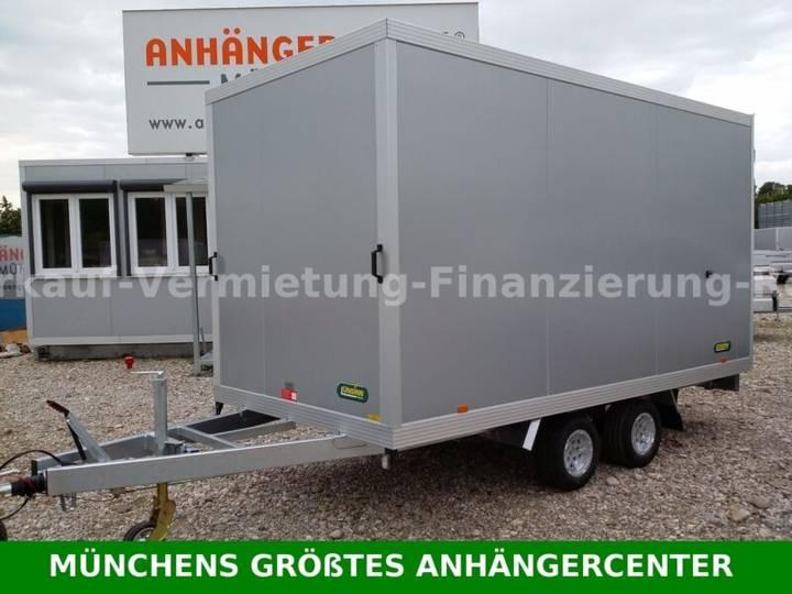 Unsinn PK 3036-13-2040 Thermoisolierter Koffer LAGERND!