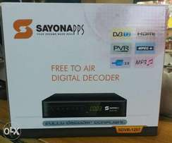 Sayona Digital Decoder