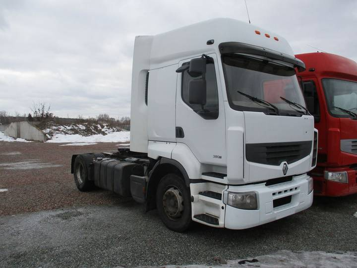Renault DXI.380 Euro3 - 2019