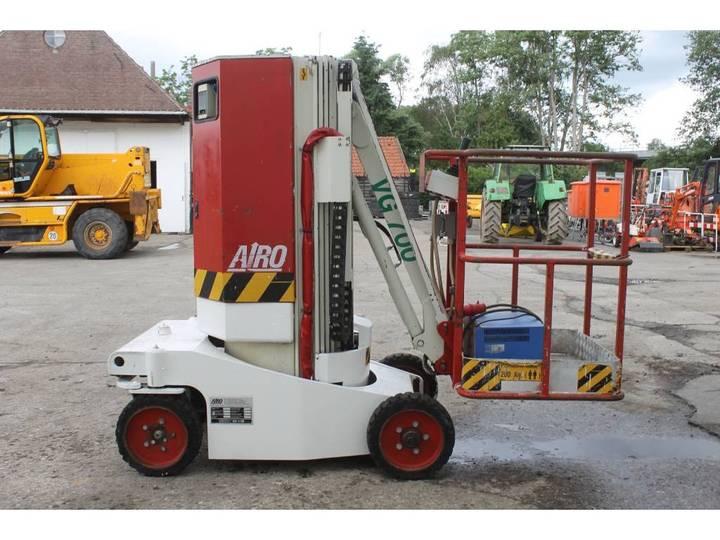 Airo V6 700 Electrische Hoogwerker - 1996 - image 6