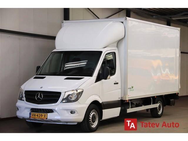 Mercedes-Benz Sprinter 316 1.8 NGT NATURAL GAS BENZINE BAKWAGEN - 2014