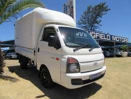 Hyundai H-100 2.6D Workhorse with Canopy