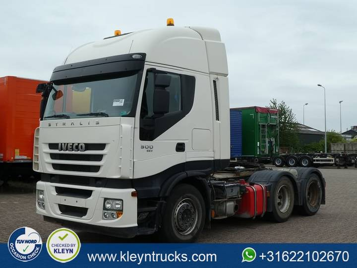 Iveco AS440S50 STRALIS - 2011