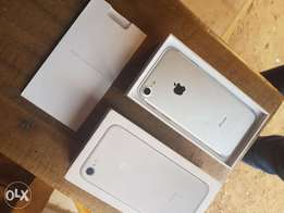 Uk used silver iphone 7 32gb for sale