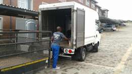 Durban >> North coast and back delivery service