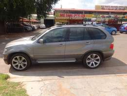 2004 BMW X5 4.8 V8 in good condition