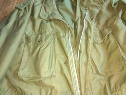 017973fe6e9e Oryginalna kontraktowa kurtka M65 x large srebrny zamek