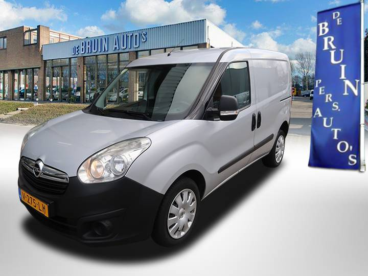 Opel Combo 1.6 CDTi 2X schuifdeur , Automaat , Cruise , Airco - 2013