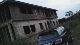 An Uncompleted Building
