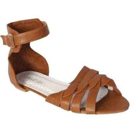 Original leather Sandals Ikoyi - image 1