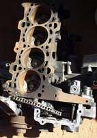 Bmw E46 320diesel Block for sale complete with crank shaft R4000