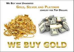 walk in today get cash for gold