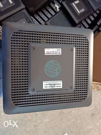 HP. HPE thinclinet T620