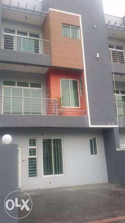 well built 5 bedroom terrace house with s/pool at GRA, Ikeja. N120m Surulere - image 1